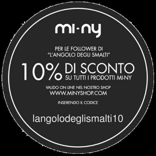 Mi-Ny 10% off: LANGOLODEGLISMALTI10