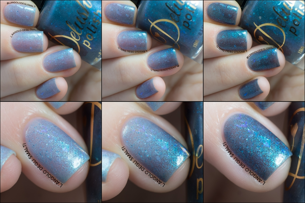 Delush Polish, Ice Dwellers (thermal)